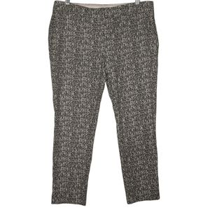 Katherine Barclay Montreal Crop Ankle Pants